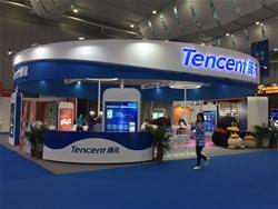 第二届中国互联网+博览会,全国部分知名互联网企业展览装修工程